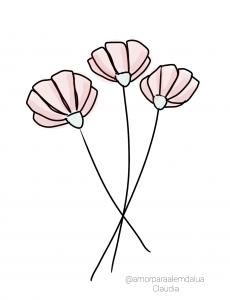 flor, perda gestacional, nascimento do seu bebé