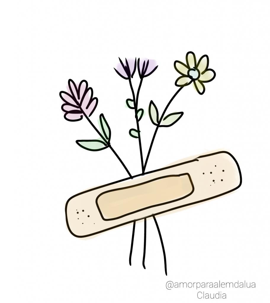 O que (não) dizer, ajuda pratica, planta